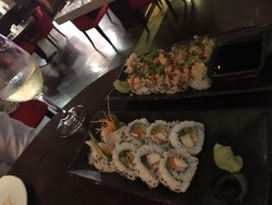 Sushi a toda prueba