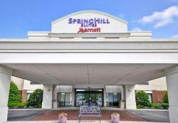 SpringHill Suites Lexington Near the University of Kentucky