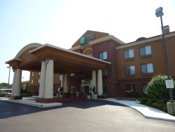 Holiday Inn Express Anniston / Oxford