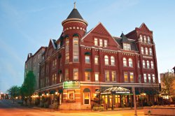 The Blennerhassett Hotel