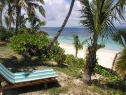 Bliss!  Quiet, relaxing resort with the most friendly and attentive staff