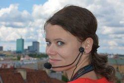 Warsaw Guide Małgorzata Brzozka