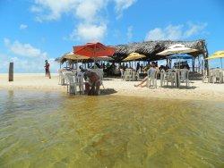 Pitangui beach