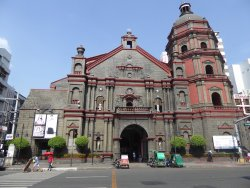 Our Lady of the Most Holy Rosary of La Naval de Manila