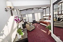 "Hotel ""SilVia"" Maria i Ernest Majnusz"