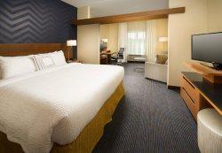 納什維爾市中心/峽谷費爾菲爾德套房飯店
