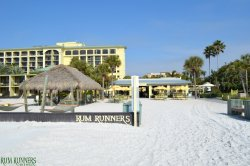Rum Runners Bar & Grille at Sirata Beach Resort