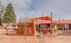 Peekaboo Canyon Wood Fired Kitchen