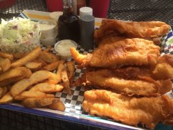 Fourth and Sea Fish and Chips