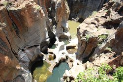 Bourkes' Luck Potholes