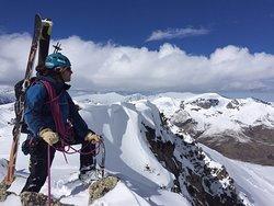 DidacGuide Mountain Ski Canyoning