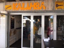 Kalimba bar