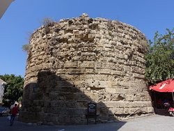 Lusignan Period City Walls & Towers