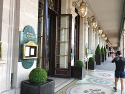 The perfect french palace hotel