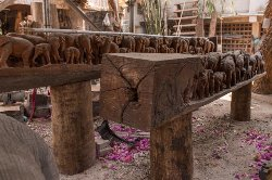 Baan Jang Nak - A Museum of Elephant Wood Carvings