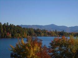 Heaven on earth at Mirror Lake resort
