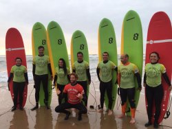 Surf in Biarritz Surf School