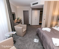 The Superior Room at the BEST WESTERN PLUS Hotel Boettcherhof
