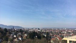 Geburtstagsfeier in Freiburg bei Freunden