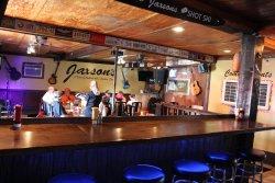 Casual fun bar