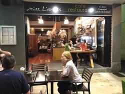 Miss Lizzies Cafe Restaurant