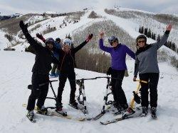 Utah Skibike