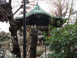 Hakuryu Shrine