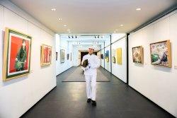 The Peninsula Beijing Art Gallery