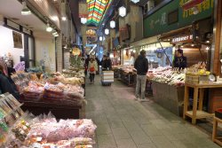 Nishiki Market Shopping District