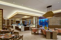 Eatery Restaurant-Four Points by Sheraton Changchun Hi-Tech Zone