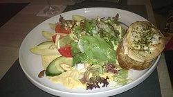 Salade Deux Chevaux