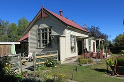 Great accommodation on the Otago Rail Trail