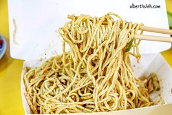 Lu Ji Chilled Noodles & Sesame Paste Noodles