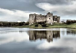 Carew Castle & Tidal Mill