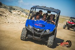 Off-Road Evolution Aruba