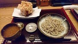 Soba Umasake-kamezo