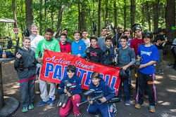 Action Games Paintball