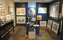 Canwest Art Gallery on the Lake