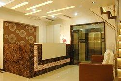 Hotel Rooms & Lobby Area