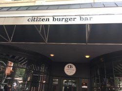 Citizen Burger Bar