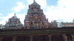 Srivanchiyam Vanchinathaswamy Temple