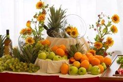 Tavolo frutta