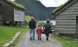 Sunnfjord Museum - Open Air Museum