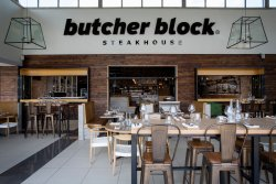 ‪Butcher Block Steakhouse‬