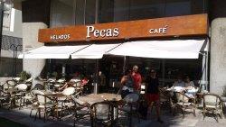 Pecas Helados & Café