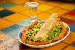 Tejas Salad