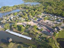 Lake Fork Marina & Motel