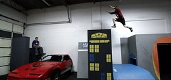 Phoenix Freerunning Academy teaches parkour and freerunning to both kids and adults!