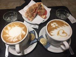 Cafe Martinez Olivos Maipu