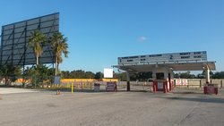 Lake Worth Drive-In Movie Theater